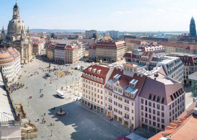 Neumarkt, Dresden, Sächsische Zeitung 4/2019