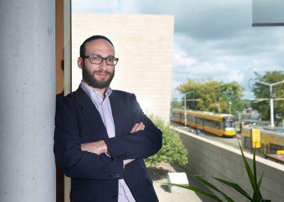 neuer Dresdner Rabbi, Akiwa Weingarten, Synagoge, Jüdische Gemeinde Dresden, Sächsische Zeitung 9/2019