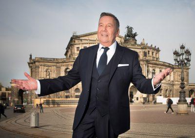 Roland Kaiser wird neuer Moderator des Semperopernballs, Dresden, Sächsische Zeitung 10/2018