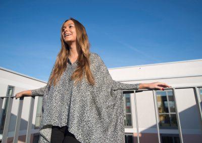 Katharina Schneider, Tochter von Startänzer Joachim Llambi wird Debütantin beim Semperopernball, Dresden, Sächsische Zeitung 9/2016