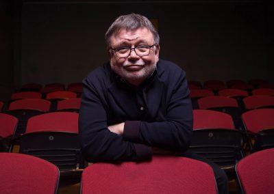 Kabarettist Manfred Breschke wird am 1. März 65 Jahre alt, Kabarett Breschke & Schuch, Dresden, Sächsische Zeitung 2/2017